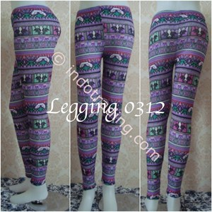 Export Legging Pants 0312 Indonesia