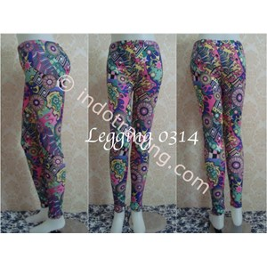 Export Legging Pants 0314 Indonesia