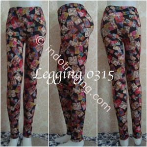 Export Legging Pants 0315 Indonesia