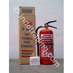Alat Pemadam Kebakaran Worner 3Kg Powder