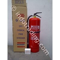 Alat Pemadam Kebakaran Portabel Worner 9Kg Powder 1