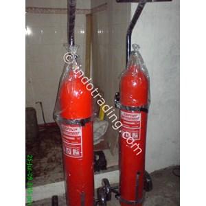 Alat Pemadam Kebakaran Worner 25Kg Karbon Dioksida