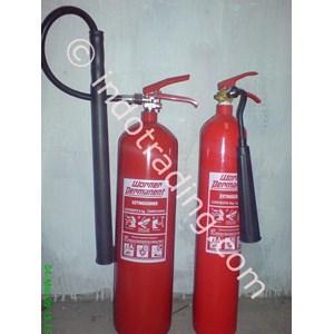 Alat Pemadam Kebakaran Worner 3Kg & 5Kg Carbon Dioksida
