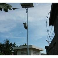 Paket Perlengkapan Lampu Jalan  PJU 30 Watt