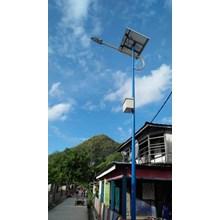 Paket  Perlengkapan Lampu Jalan PJU 50 Watt