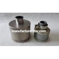 Generator Air Filter Merk DF FILTER PN. DF200-50-150