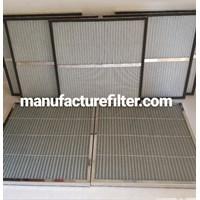 Panel Filter Washable Merk DF FILTER PN. DF595-595-50
