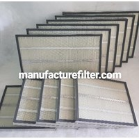 Air Filter Panels Paper Cellulose Merk DF FILTER PN. DF620-620-50