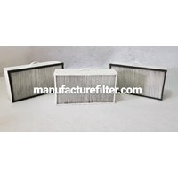 Filter Cooler Panel C. Shaft Merk DF FILTER PN. DF430-235-130