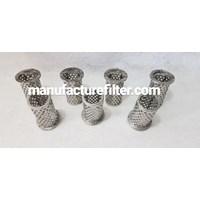 Stainless Steel Wire mesh Basket merk DF FILTER PN. DF90-120