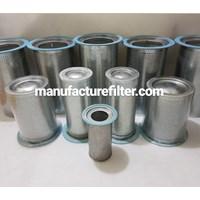 Air Filter Separator Merk DF FILTER PN. DF355/280-215-600