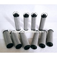 Hydraulic System Filter Element Replacement Merk