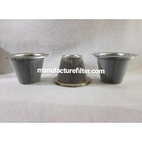 Vacuum Suction Filter  With Metal Cartridge Merk