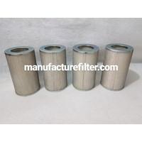 Industrial Vacuum Air Filter Manufacturing Merk