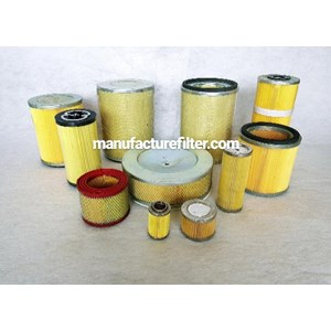 Air Filter Process Compressor Merk