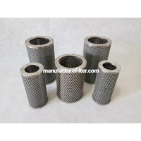Metal Strainer Hydraulic Oil Filter