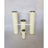 Cartridge Gas Filter / Cartridge Gas Scrubber Filter