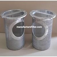 Basket Strainer Water Inline Filter Strainer
