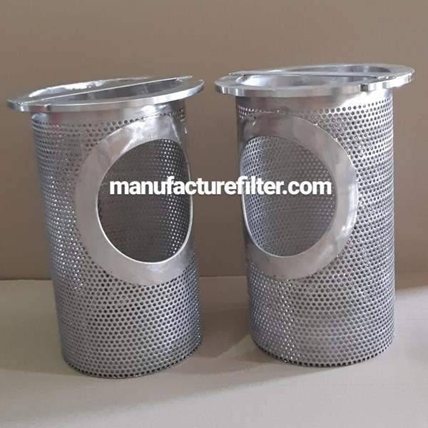 Basket Strainer Water Inline Filter Strainer