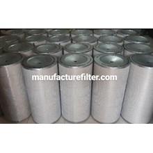 Filter Udara Kompressor / Cylindrical Dust Cartrid