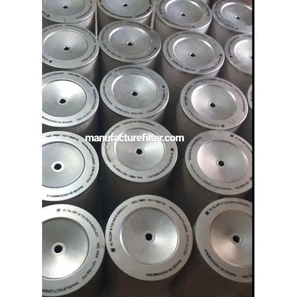 "Filter Udara Kompressor / Cylindrical Dust Cartridge Filter Merk ""DF FILTER"" PN. DF325-215-660"