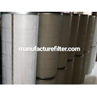 Industrial Dust Cartridge Filters / Conical Dust Filter Cartridge 2
