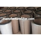 Industrial Dust Cartridge Filters / Conical Dust Filter Cartridge 1