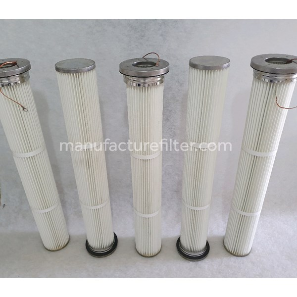 "C - Rated Spundbond Cartridge Filter Merk ""DF FILTER"""