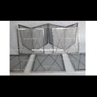 Housing Refil Primary Air Filter Element Merk DF FILTER PN. DF550-550-10  1