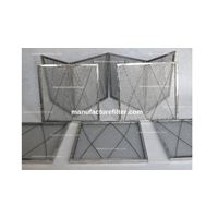 Housing Refil Primary Air Filter Element Merk DF FILTER PN. DF550-550-10
