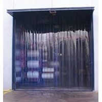 Jual PVC Strip Curtain 2