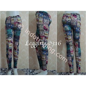 Celana Legging 0316