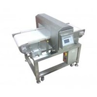 Metal Detector Chain Conveyor For Meat And Poultry Products 1