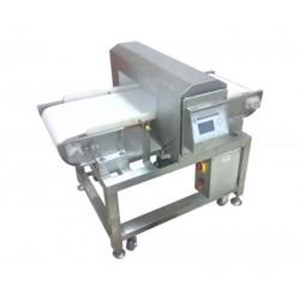 Metal Detector Chain Conveyor For Meat And Poultry Products