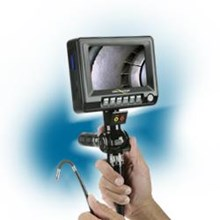 Top-Line Video Endoscope
