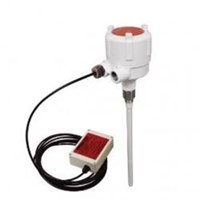 Capacitance Probe with Remote Electronics 1