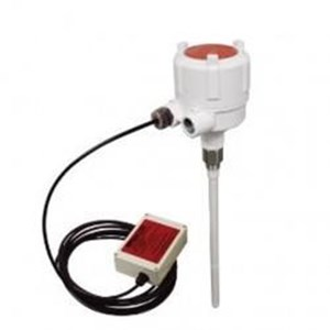 Capacitance Probe with Remote Electronics