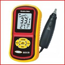 Vibration Meter & Analyzer BE63B