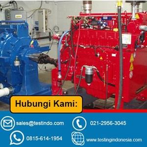 Alat Uji dan Mesin EDDY CURRENT ENGINE DYNAMOMETERS