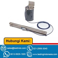 Alat Ukur dan Instrumen Titanium Crackmeter (VW) Model 4420-1X-12.5 1