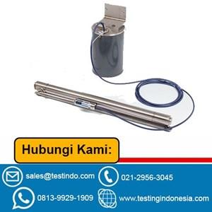 Alat Ukur dan Instrumen Titanium Crackmeter (VW) Model 4420-1X-12.5
