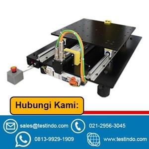 Alat Uji dan Mesin-MECHANICAL SHAKE TABLE (EARTHQUAKE SIMULATOR)
