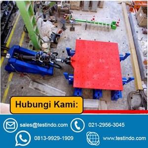 Alat Uji dan Mesin-LOADING SYSTEMS and SHAKE TABLES