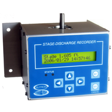 Stage Discharge Recorder (SDR)
