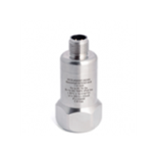 HS-420IT Series M12 Connector with Temperature Intrinsically Safe PLC Accelerometer