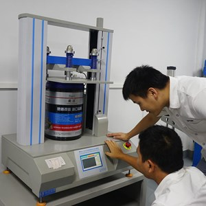 Microcomputer Compression Test Machine