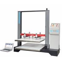 Jual Computer type corrugated carton compressive tester 2