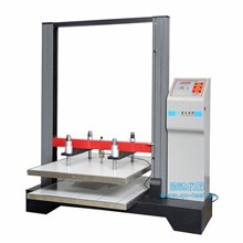 Paper Carton Compression Testing Instrument