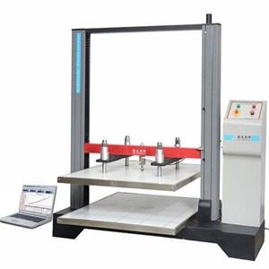Carton compressive strenth tester