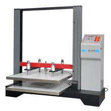 Digital type main carton compressive strength testing machine